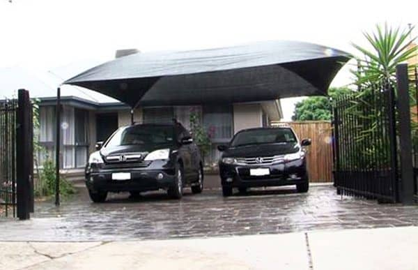 Double-Carport