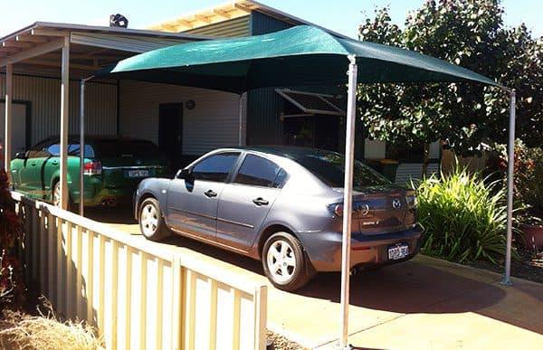 Single-Carport