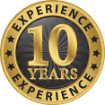 ten years exp